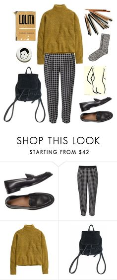 """""""Untitled #105"""" by greerveronica ❤ liked on Polyvore featuring TIBI and H&M"""