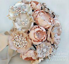 Image detail for -... Ideas - A UK Asian Wedding Blog: Luxurious Silk Flower Bridal Bouquet