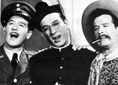 Los tres Huastecos. Mexican movie made in 1948 directed by Ismael Rodríguez Ruelas.