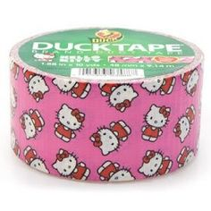 Must buy for the bestie's birthday. Wrap gift in duct tape? Now imagining her trying to open it. MWAHAHAHAHAHA *evil laugh*