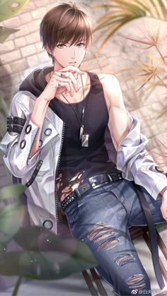 27 Anime Boys Pictures - Anime New Photos Anime Sexy, Hot Anime Boy, Anime Boys, Cool Anime Guys, Handsome Anime Guys, Anime Art Girl, Anime Boy Drawing, Manga Anime, Fanarts Anime