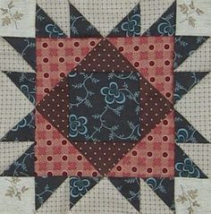 The Union Quilt Block Barbara Brackman Civil War Quilt