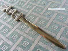 Victorian Letter Opener  Victorian Letter Opner