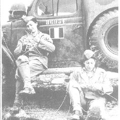 War vets knitting