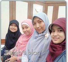 True Hijab | Syar'i | The Happiness Of aiSyah: Launch Hijab ALila at Indosat KPPTI