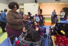 For students with multiple disabilities, a new, specially designed school opens