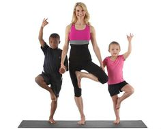 11 Yoga Poses You Can Do With Your Kids
