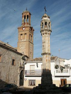 Rollo de Justicia (Ocaña, Toledo) by Juan Alcor, via Flickr