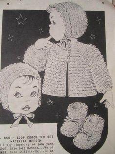 Cool Patterns, Vintage Patterns, Cross Stitch Patterns, Crochet Patterns, Knit Crochet, Crochet Hats, Fashion Patterns, Baby Bonnets, Costume Patterns