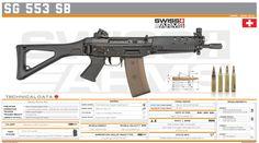 Tactical Gloves, Tactical Rifles, Firearms, Weapons Guns, Guns And Ammo, Armas Sig Sauer, Airsoft Gear, Concept Weapons, Custom Guns