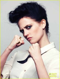 Eva Green: Ruthless & Revenge-Driven in 'Artemisia' | eva green flaunt feature 03 - Photo