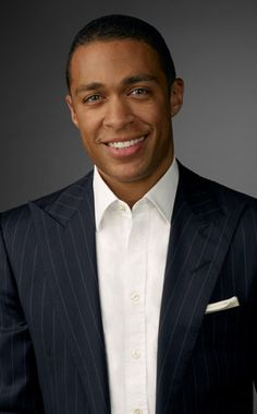 """Loutelious """"T. J."""" Holmes, Jr., journalist and national television personality. Holmes first gained national prominence as an anchor and correspondent for CNN. He spent 5 years at the network anchoring CNN Saturday & Sunday Morning. Holmes left CNN at the end of 2011 after signing a multi-platform talent deal with BET Networks. The deal includes a new show on BET titled Don't Sleep. His family gave him the nickname """"T. Jr."""", which he began using """"T. J."""" when he started his professional…"""