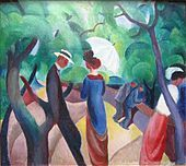 Commission your favorite Auguste Macke oil paintings from thousands of available paintings. All Auguste Macke paintings are hand painted and include a money-back guarantee. August Macke, Franz Marc, Painting Frames, Painting Prints, Art Prints, Canvas Prints, Framed Prints, Paintings, Cavalier Bleu