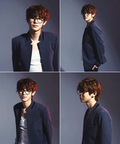 Chanyeol in Glasses = HOT!!