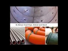Bimetal Cladding Steel Pipe