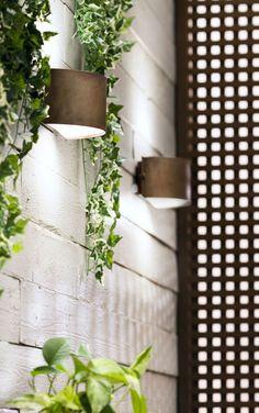 Decori Outdoor Wall Light Image