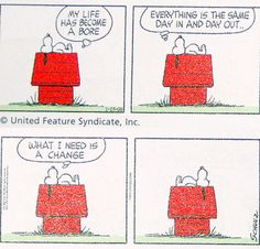Snoopy and change Peanuts Gang, Peanuts Cartoon, Charlie Brown And Snoopy, Peanuts Comics, Snoopy Love, Snoopy And Woodstock, Funny Pictures Tumblr, Emoji Pictures, Snoopy Comics