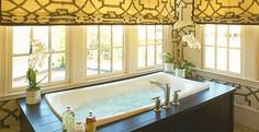 Spa-style Bathrooms