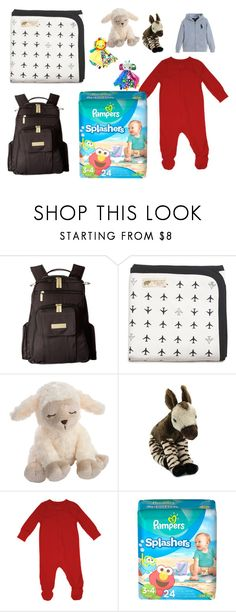 """""""Take your baby."""" by trishoui ❤ liked on Polyvore featuring Ju Ju Be, Monica + Andy, Summer Infant and Okapi"""