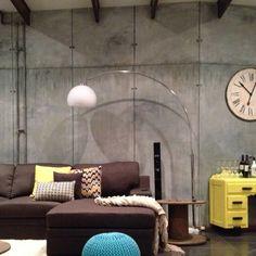 Industrial Warehouse. Interior Design. Get the look with Studio Door. studiodoor.biz