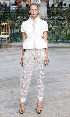 Fashion Week Madrid: DELPOZO