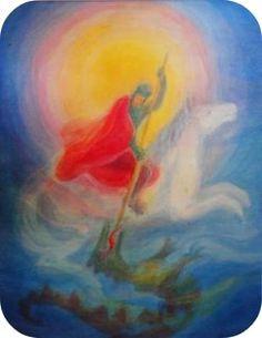 Celebrating Michaelmas and Slaying my Own Dragon, by Mara Spiropoulos | Lifeways North America