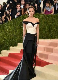 Emma Watson is absolutely stunning.  Sustainable dress. Calvin Klein & Eco Age