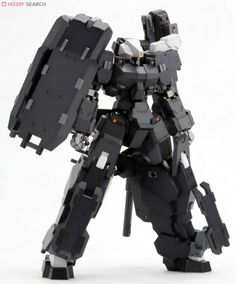 Kotobukiya Frame Arms XFA-01 Werewolf Spectre by Gravestone
