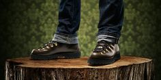 Two of Portland's most loved heritage outdoor brands have united in the form of a boot. Beckel Canvas, known best for their signature canvas tents and bags and Danner, known best for their well-made American boots, have partnered to create a classic Danner boot made from leather and Beckel canvas.