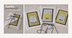 Feuille de Papier - Cartes par Karin: 14-05-2014