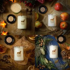 The Winter scents are here! We've got 4 tempting scents to choose from, what's going to be your favourite? Your Favorite, Etsy Seller, Candles, Winter, Creative, Candy, Candle, Pillar Candles, Lights