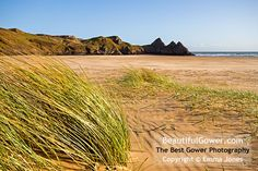 Three Cliffs Bay by Emma Jones