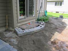 Ordinaire Patio How To Install Brick Patio Installing Paver Steps