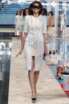 Thom Browne Spring 2017 Ready-to-Wear Fashion Show - Svetlana Mukhina
