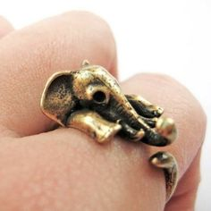 Elephant ring. adorbs.