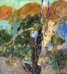 Paintings - Elisabeth (Liz) Cummings - Page 2 - Australian Art Auction Records Abstract Landscape, Landscape Paintings, Abstract Art, Art Paintings, Painting Still Life, Art Archive, Australian Artists, Abstract Expressionism, Painting Inspiration