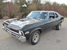 1968 Chevrolet Nova. Thats gorgeous