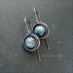 Jewelry Appraisal Near Me Store Unique Earrings, Beautiful Earrings, Silver Earrings, Metal Jewelry, Silver Jewelry, Pierre Rose, Wire Wrapped Earrings, Jewelry Photography, Selling Jewelry