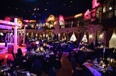 Check out this article for tips on planning a Gala or Fundraising Event