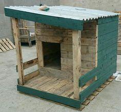 Image result for casas para perros con terraza