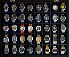 Dogens Vintage Omega-Collection of the Hippie and Pop-Art era. - Page 13 Art Eras, Amazing Watches, Vintage Omega, Vintage Watches, Watches For Men, Pop Art, Mens Fashion, Holiday Decor, Box