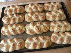 Babiččiny houstičky - My site Czech Recipes, Ethnic Recipes, Dumplings, Christmas Baking, Baked Potato, Bread Recipes, Goodies, Food And Drink, Pizza