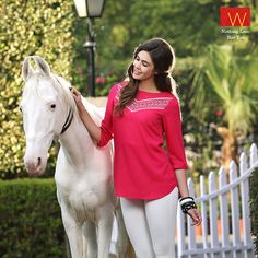 Wear the trend on your sleeves.  Shop these here http://www.wforwoman.com/products/ss15-latest-collection/ss15-topwear/