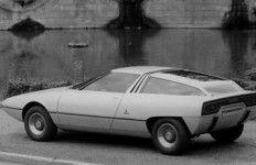 Les concepts Bertone: Citroën GS Camargue (1972)   le blog auto