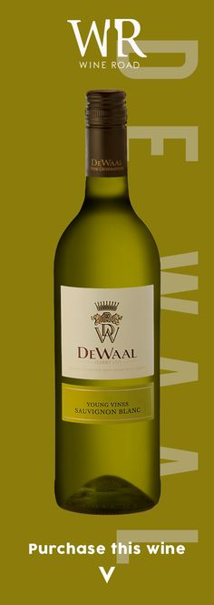 Waal Sauvignon Blanc Purchase and order this wine and many others online .Purchase and order this wine and many others online . White Wine, Red Wine, Wine Quotes, Sauvignon Blanc, Wine Country, Compost, Wines, Bubbles, Bottle