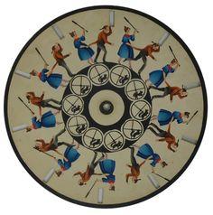 Fenacistoscópios, estereoscópios, praxinoscópios, zootropos e todos os pais do GIF e da animação como conhecemos hoje reunidos no tumblr imprescindível da coleção pessoal de Richard Balzer. (Para os mais curiosos, já explicamos o mecanismo do Phenakistoscope aqui)                   (...)