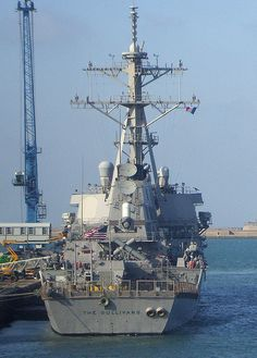 The Sullivans - US Guided Missile Destoyer, The destroyer I was on in the Navy!