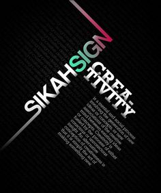 sikahsign creativity