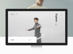 COS (Collection of Style) is a fashion brand for women and men | Galería 2Design Blog