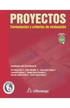 Proyectos - Formulación Y Criterios De Evaluación - Jairo Murcia